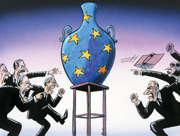 How the European Union works: the media perspective